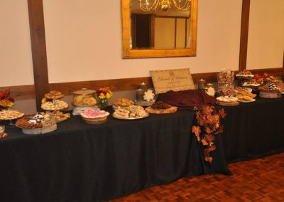 A Cookie Table Display