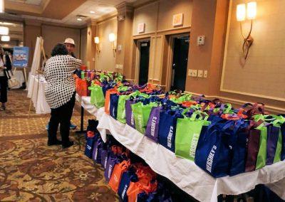 Great Goodie Bags from Hersheys