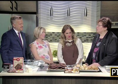 Pittsburgh Today Live May 6 with Laura and Hersheys Anna Lingeris