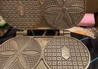 Pizzelle Iron from Palmer