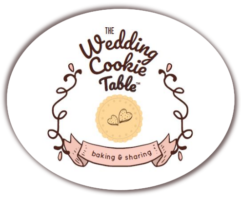 The Wedding Cookie Table