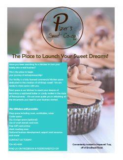 Pizer's Sweet Co-op