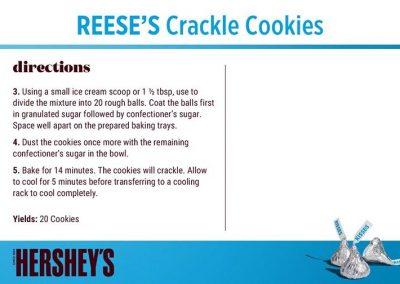 Reese Crackle Cookies 2