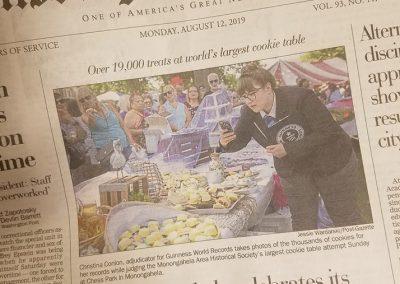 Post Gazette Story